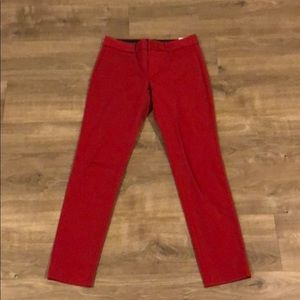 BR Red Sloan size 0